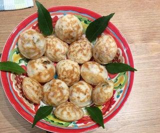 Kuzhi Paniyaram (Dumplings)