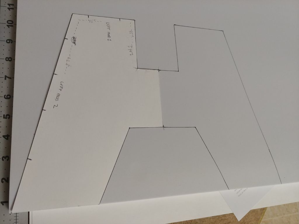 Picture of Transfer Paper to Foam