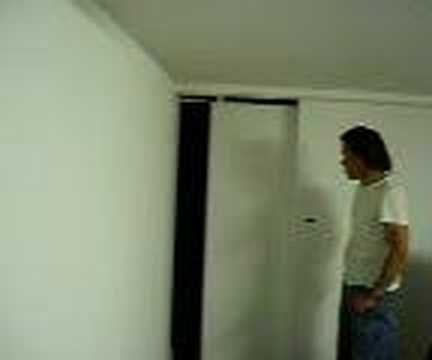 Power Pocket Door
