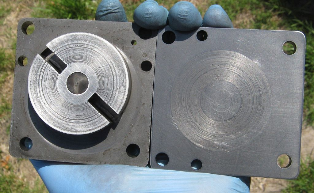 Picture of The Valve Cartridge.
