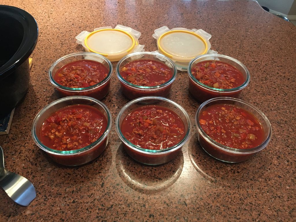 Picture of Excitement Is Sustainability: How to Meal Prep for YOU