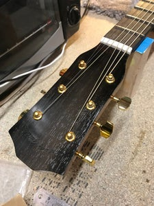 Tuning Pegs and Strings
