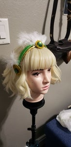 Accessories - Headpiece and Jewelry
