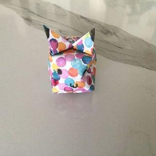 "Easy☺︎ Origami Paper Pokemon ""Pikachu"" Box With Lid Tutorial ... | 320x320"