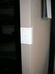 Mill Recess in Door Edge