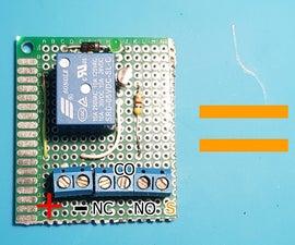 Relay Module Reverse Engineering