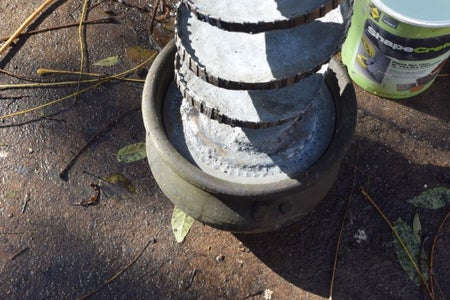 Find and Prepare a Planting Pot.