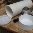 PVC Wren House Materials and Tools Needed