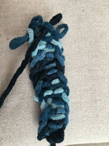Step 2: How to End the Rope/scarf Object