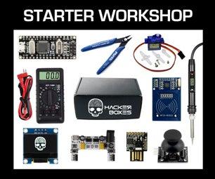 HackerBoxes Starter Workshop