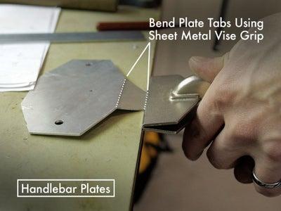 Handlebar Plates