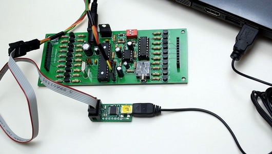 Microcontroller Programming.