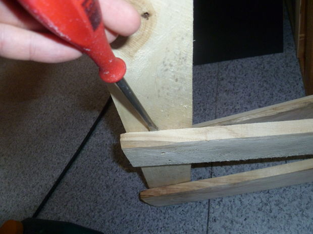 Picture of Take It Apart and Prepare It for Applying Wood Stain