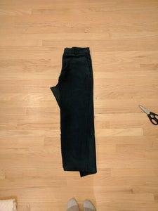 Trim Pants to Length