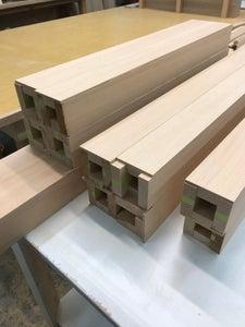 Construction of Legs