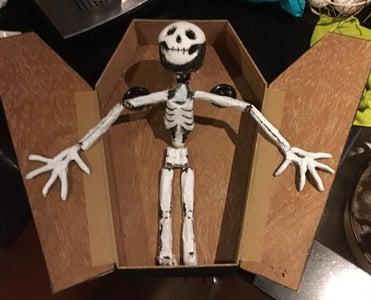 Don't Disturb the Skeleton