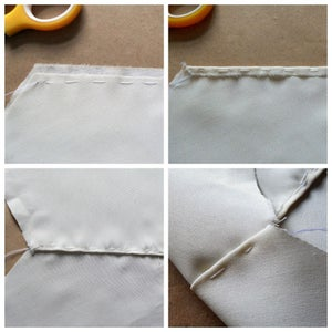 Making the Inside Part of the Bag