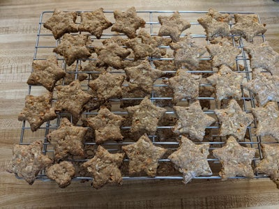Transfer Cookies Onto a Cooling Rack and Enjoy!