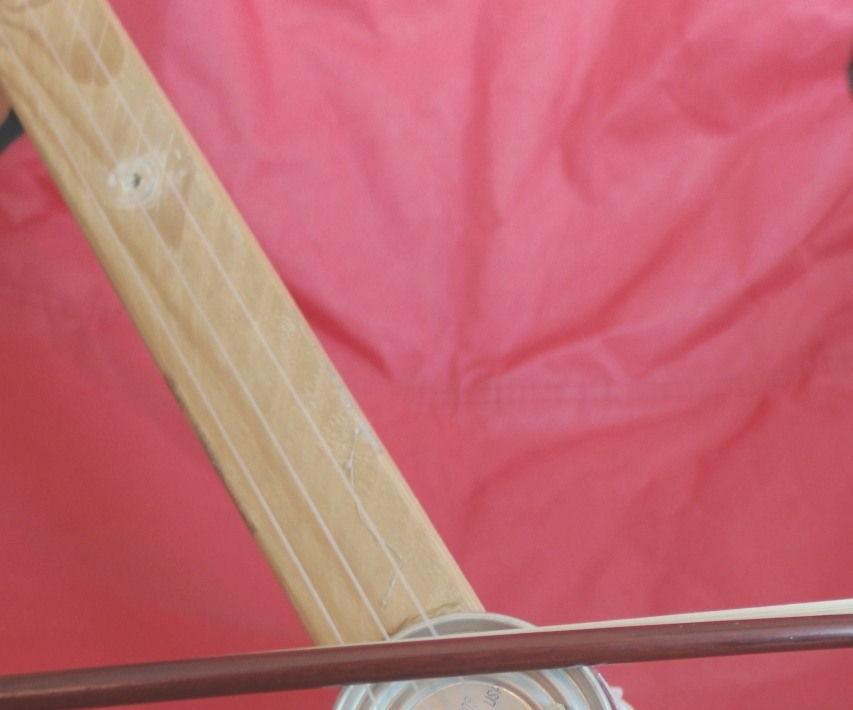 3 String Tin Can Erhu