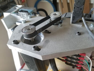 Drive System - Belts and Pulleys