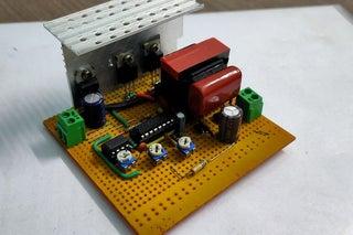 Finishing Up the Module