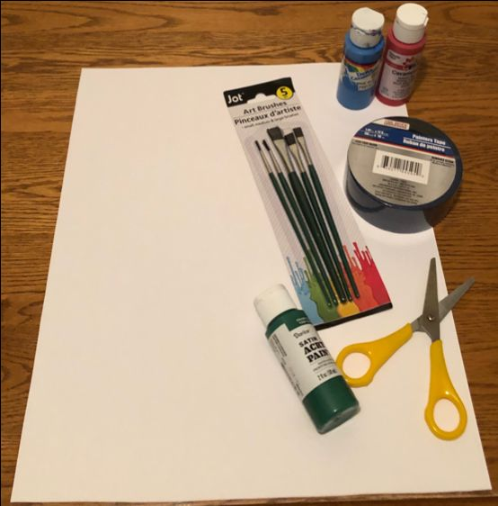 Picture of How to Create a Geometric Painting