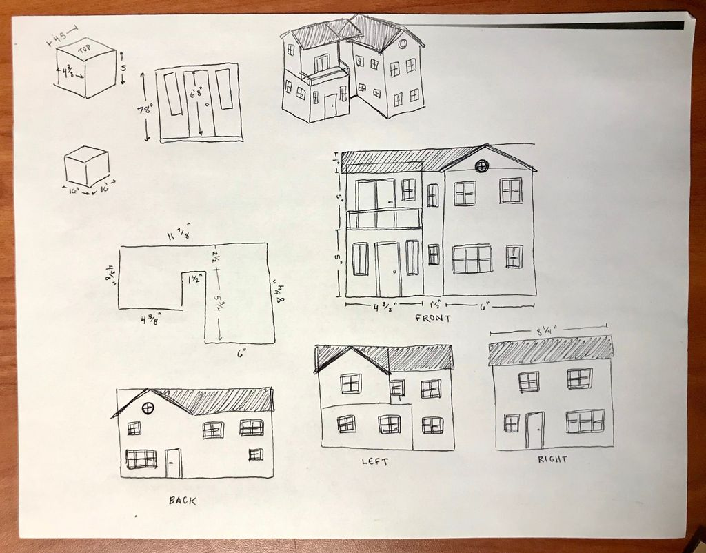 Picture of Sketching & Planning