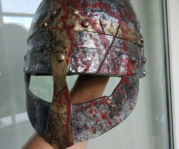 Eva Foam Viking Helmet