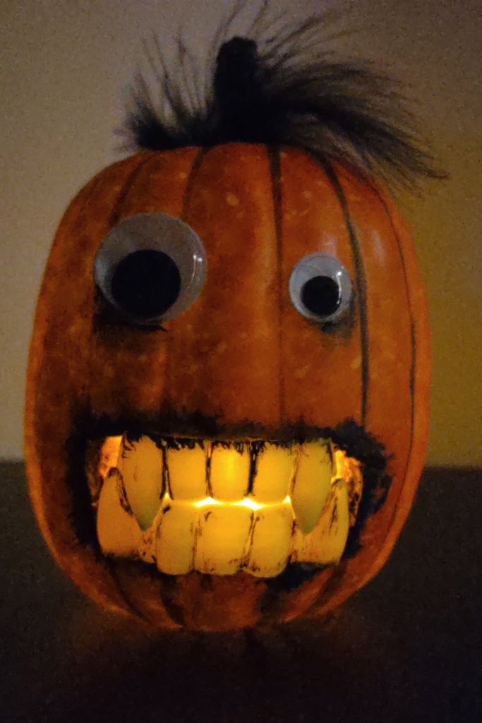 Picture of Light-up Monster Pumpkins