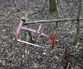 Bow Saw, Buck Saw, Stolarska Pila, Okvir Pile Za Drvo, Crosscut Saw, Pila Za Poprečni Rez