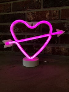 Light Up Your Heart!