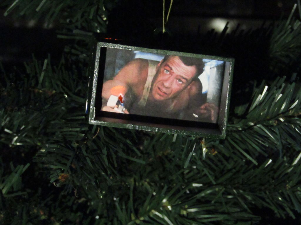 Picture of Christmas Decoration - Die Hard - Yippee Ki-yay Merry Christmas