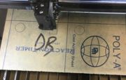 Laser Cutting the Front and Back Panels