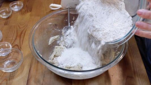 Finish the Dough
