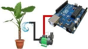Picture of Automatic Garden Watering System