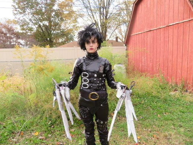 Picture of How to Make Edward Scissorhands