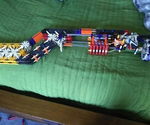 Apocalypse: a Knex Pump Action Shotgun