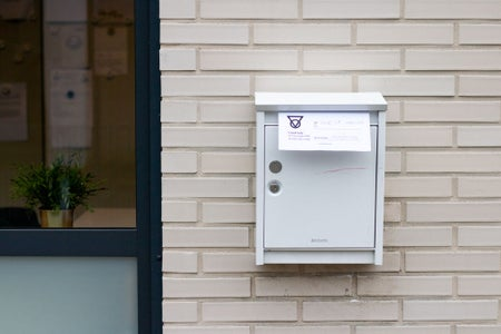 Mail-Box-Poster–Step 4 — Hang in the Slot of Your Mailbox