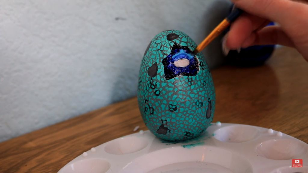 Picture of Egg #3 Sixth Step