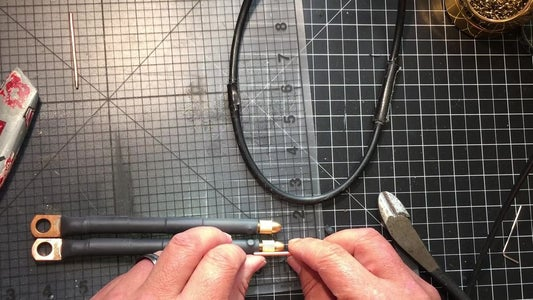 Add Some Bigger Gauge Wire to the Spot Welding Pen and Enjoy!