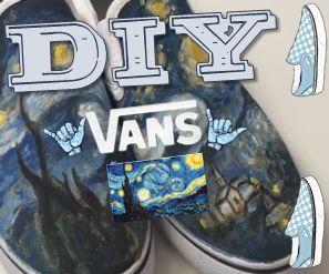!!!!Artsy DIY Fashionable Shoes!!!!!