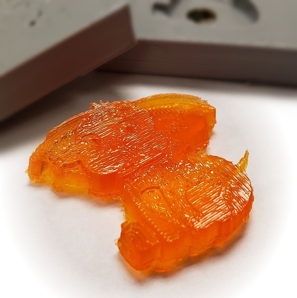 Picture of 3D Modeled Gummy Candy Injection Molds