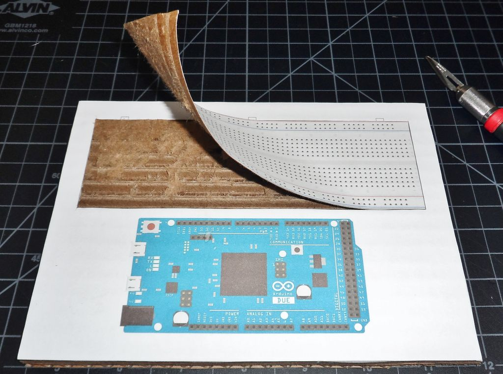 Picture of Housing for Breadboard