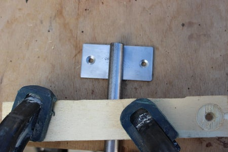 Back and Arm Rest Supports : Seat Attachment