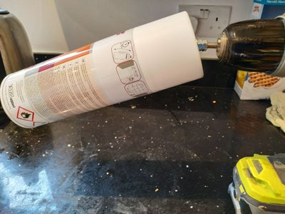 Spray Paint Can Shaking