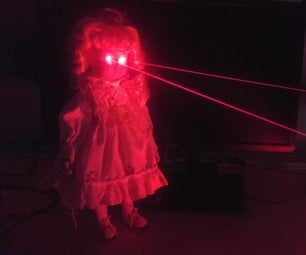 Laser Eye Doll