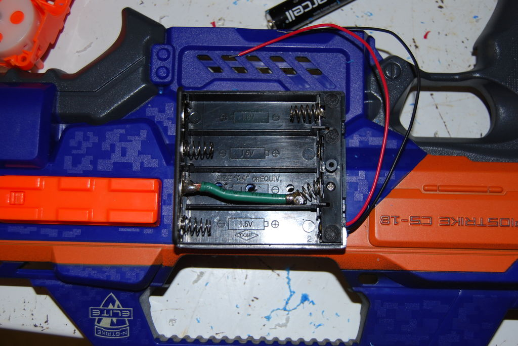 Picture of Mount a Battery Box