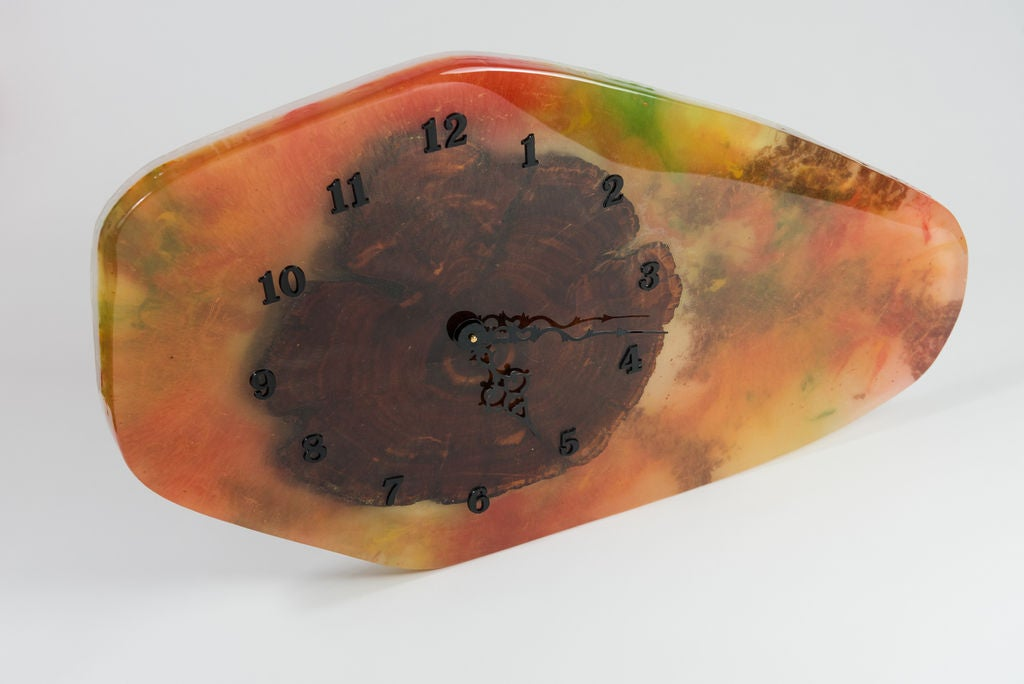 Picture of How to Make a Resin Clock