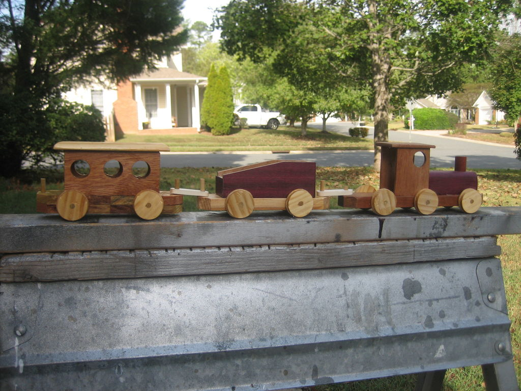 Picture of ADDING TRAIN CARS