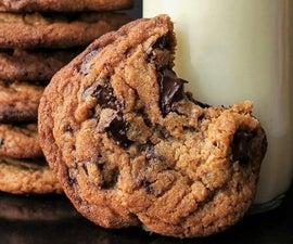 终极巧克力饼干与技巧和故障排除指南*
